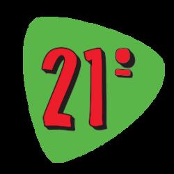 CUERVARROZK 2017 · 21º
