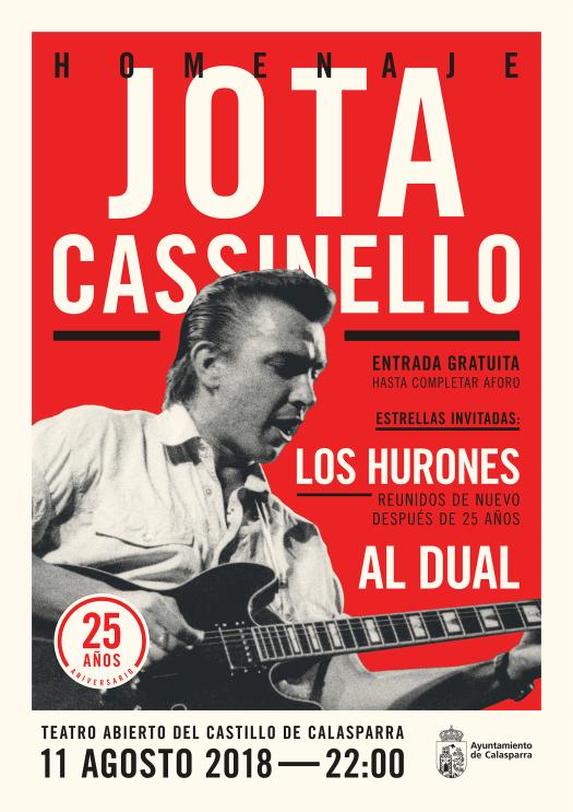 Homenaje a J.Cassinello
