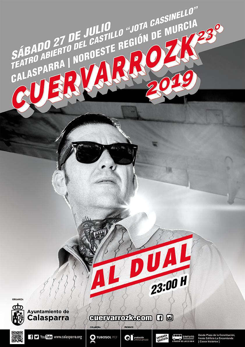 Al Dual en Cuervarrozk 2019 Calasparra · 27/07
