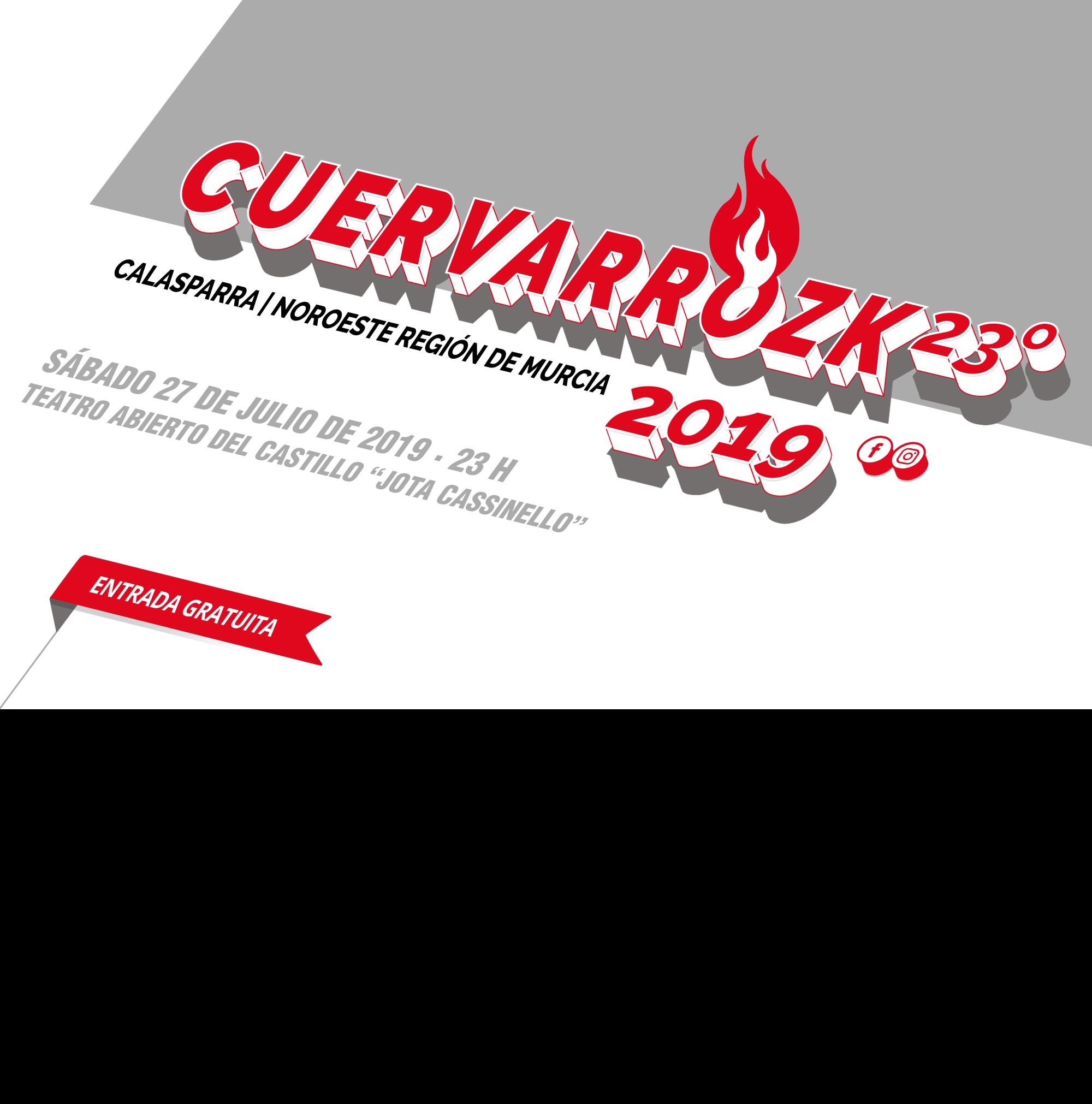 CUERVARROZK 2019 · 23º