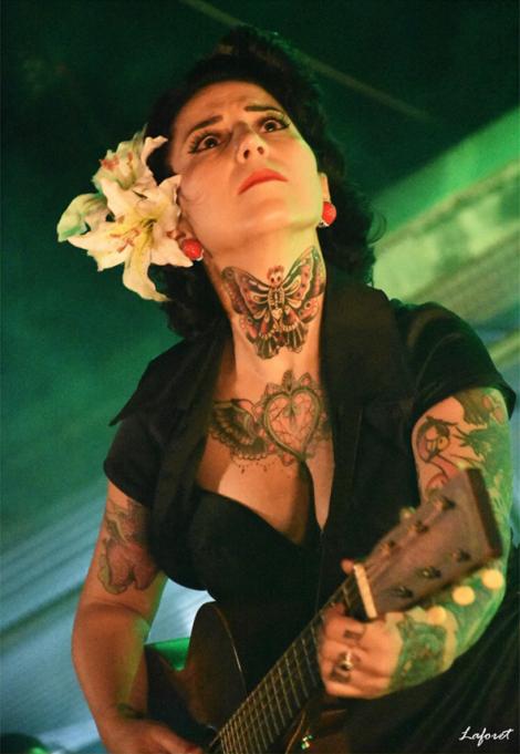 Mila Rodríguez · Cuervarrozk 2019