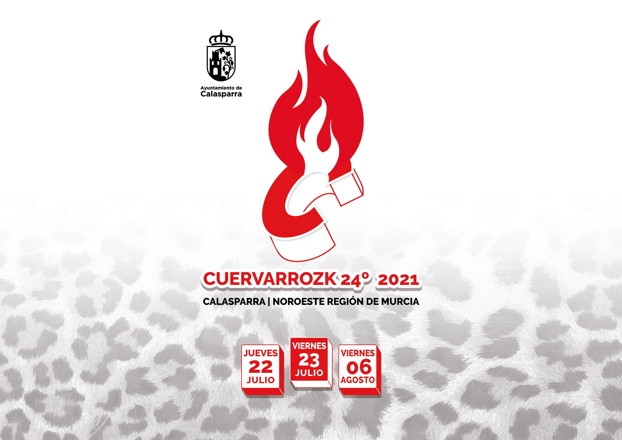 CUERVARROZK 2021 · 24º Edición